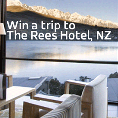 The Rees Hotel | Cure Brain Cancer