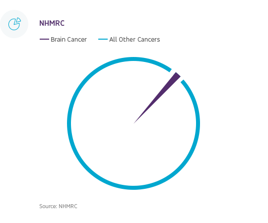 NHMRC Brain Cancer Research Funding 2012