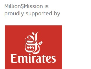 Emirates | Cure Brain Cancer Foundation